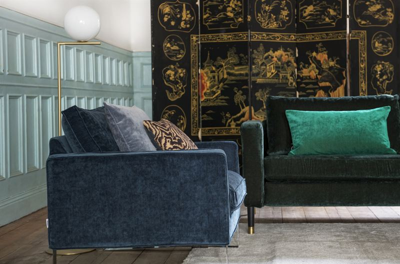 Sofa Slipcovers Bemz Teams Up With Designers Guild To Launch Limited