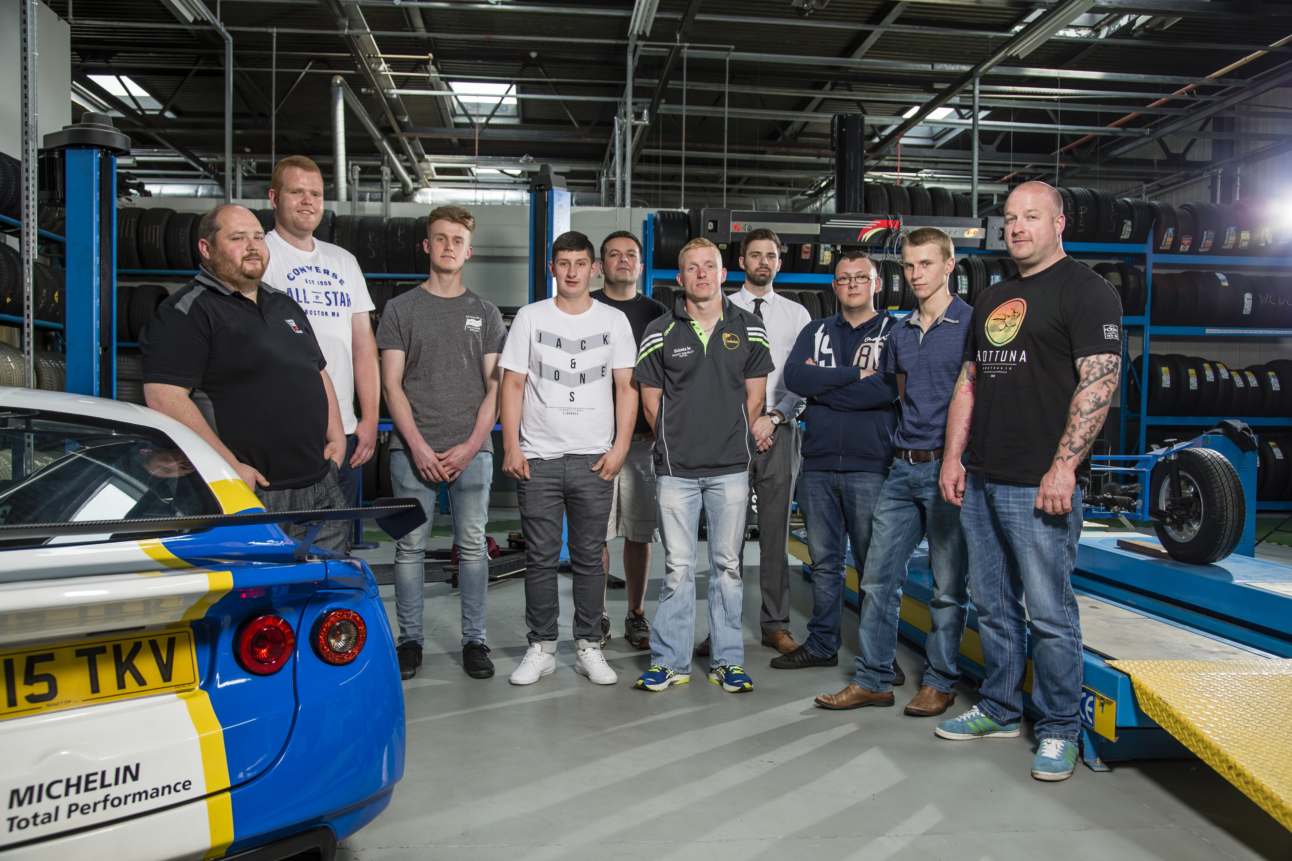 Tyres In Crewe 065 9002 Michelin 2016 Tyre Academy Course Michelin Map