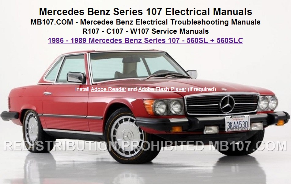Wiring Diagram Mercedes W107 - Most Searched Wiring Diagram Right Now \u2022