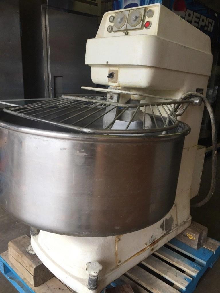 Emil Kemper Bakery Dough Spiral Mixer Model Sp 100l Mb