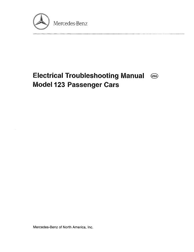 Mercedes W123 Body Diagram Wiring Schematic Diagram