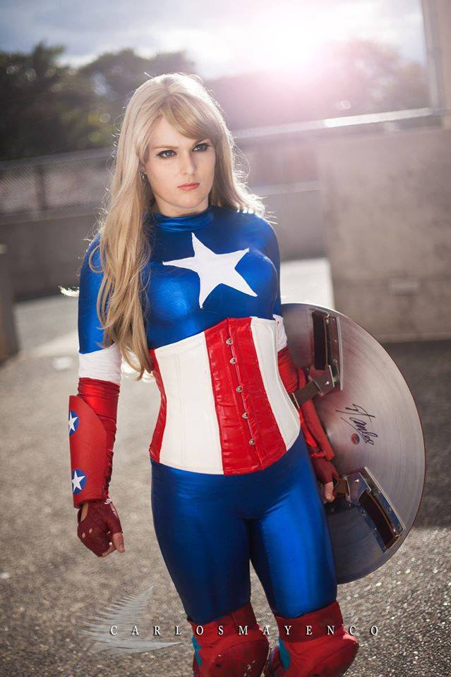 Black Wardrobe Cosplay Pictures For Your Weekend | Michael Bradley - Time