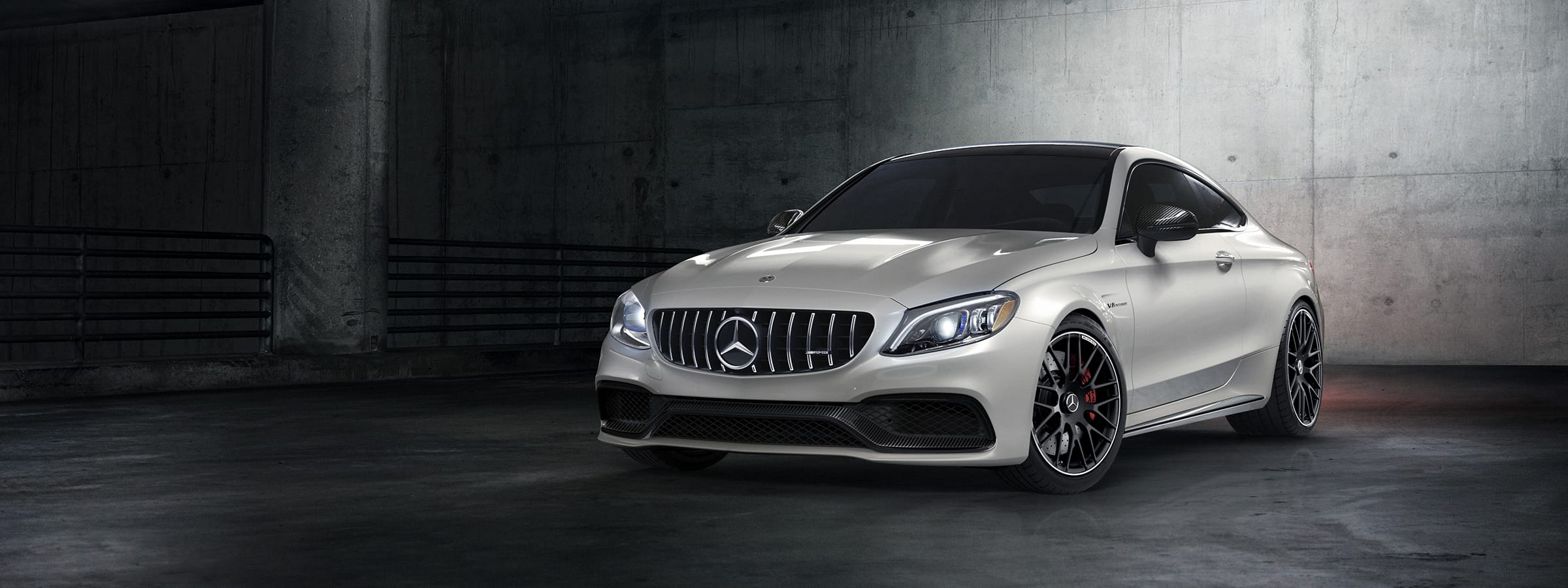 Mercedes Amg Amg C Class Luxury Performance Coupe Mercedes Benz Mercedes