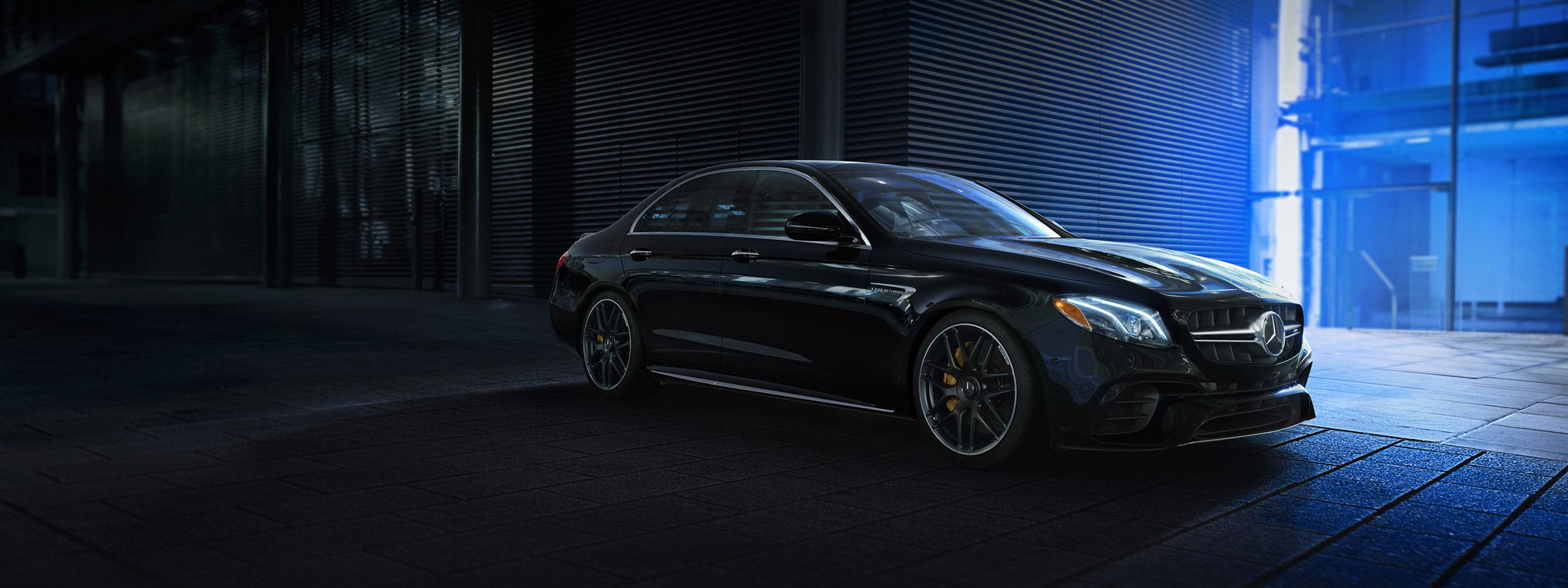 Mercedes Amg E Class Luxury Performance Sedan Mercedes Benz
