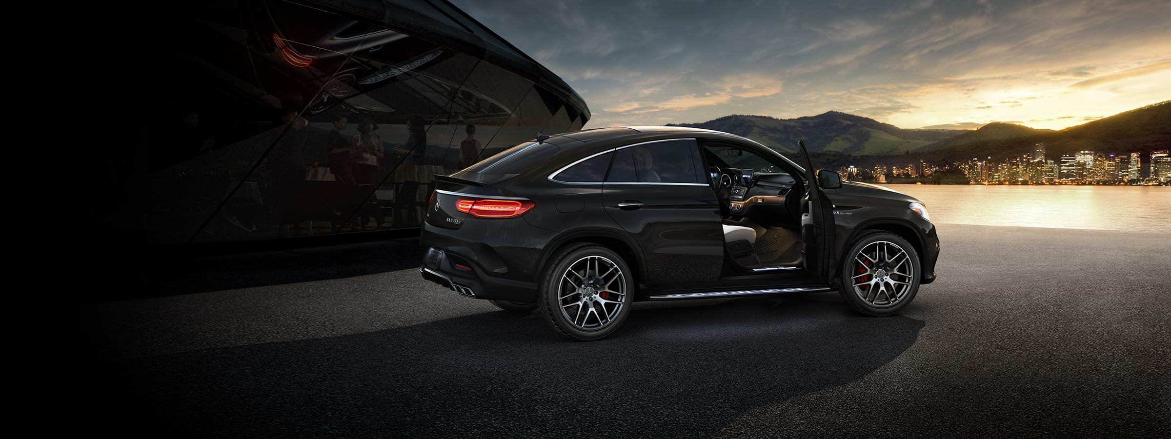 Mercedes Amg Gle Luxury Performance Coupe Mercedes Benz
