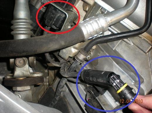 Oil in Harness, Cam Sensor Leak - MBWorldorg Forums
