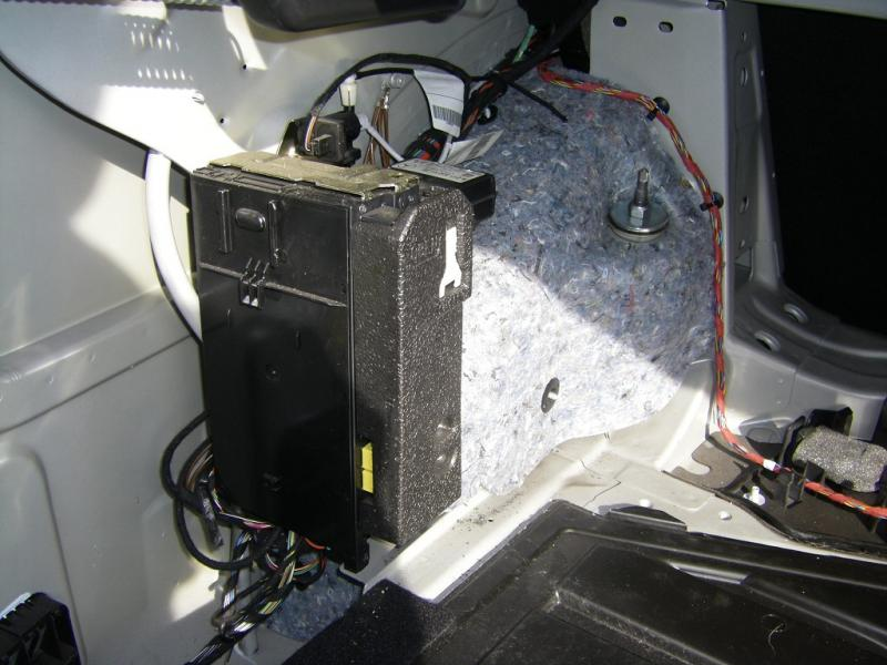 battery in trunk wiring diagram