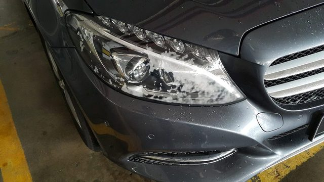Bad Led Headlights Car Headlight Fogging After Rain - Mbworld.org Forums