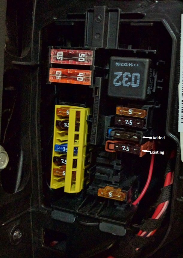 fuse box making humming noise