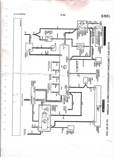 w123 wiring diagram