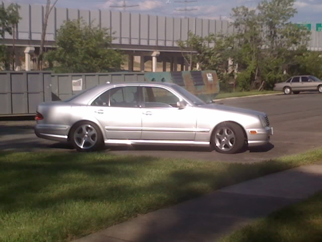 WHEEL sizes for a w210? - MBWorldorg Forums