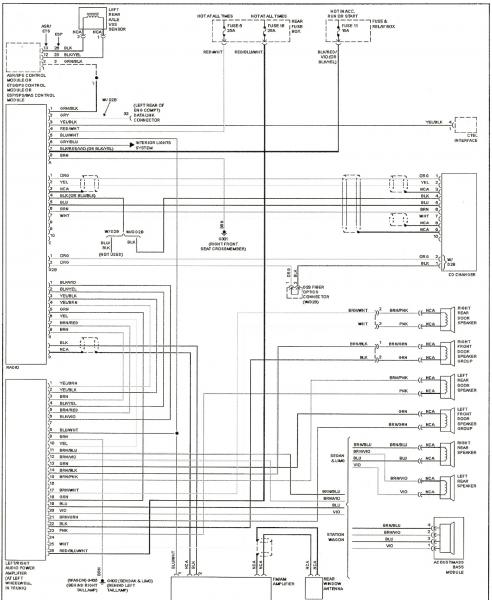 Wiring Diagram Mercedes Benz E320 Index listing of wiring diagrams