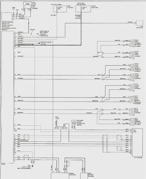 Bose W140 Wiring Diagram Wiring Diagram