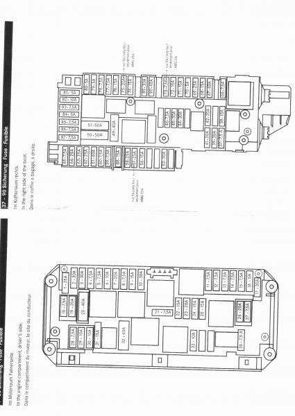 ford ranger fuse box diagram in addition ford on 1994 ford ranger