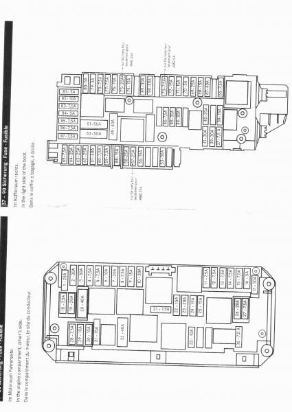 2010 mercedes benz e350 fuse diagram