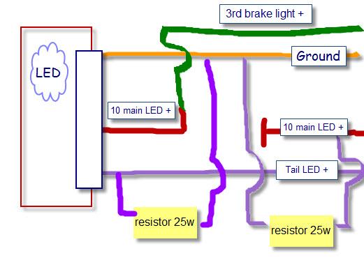 2015 Prius Third Brake Light Wiring Harness Wiring Schematic Diagram