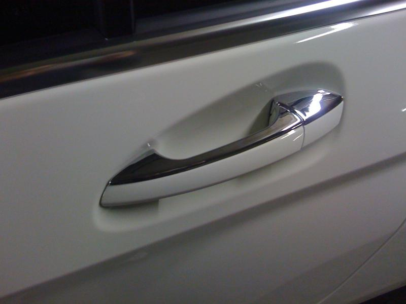 Baby Mercedes G Class Chrome Door Handle Cups Mbworld Org Forums