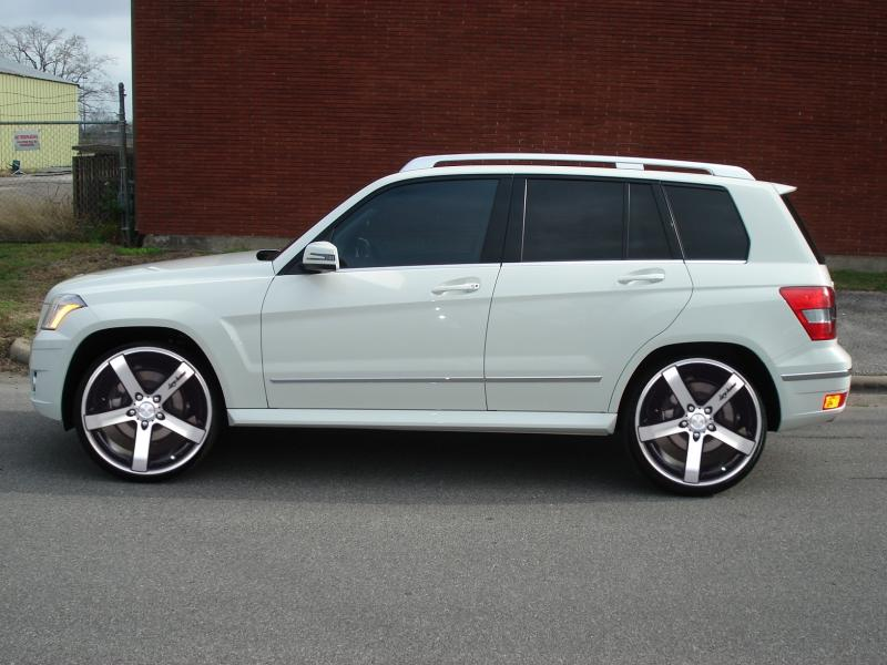 Baby Mercedes G Class Glk With A Varity Of Aftermarket Wheels Mbworld Org Forums