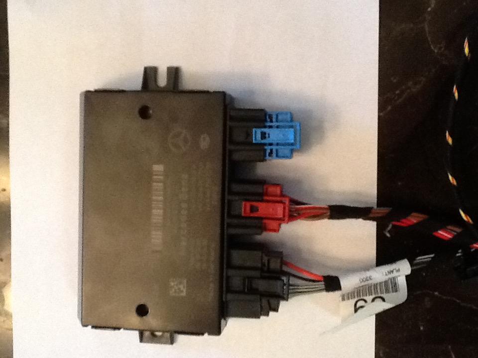 2012 ML trailer hitch wiring - MBWorldorg Forums
