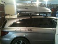 Forget those whimpy factory roof rack mounts...you have a ...