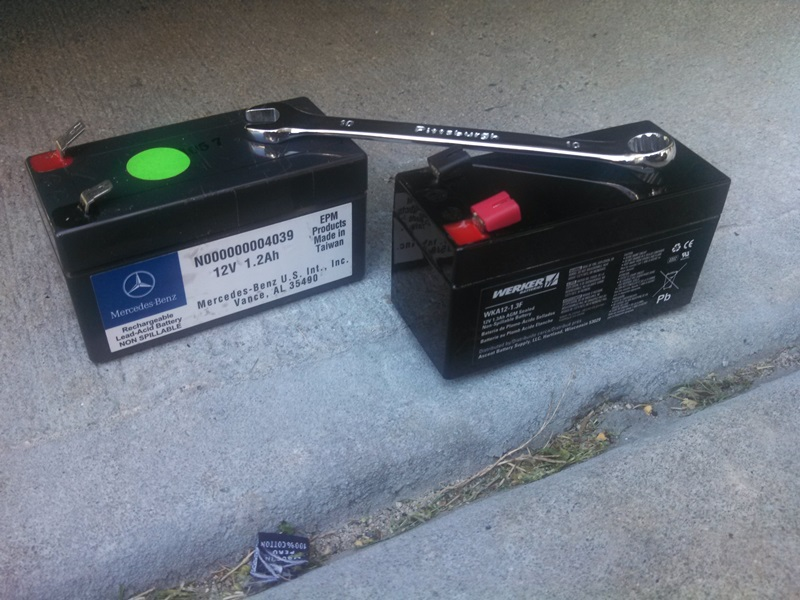 Auxiliary Battery - MBWorldorg Forums