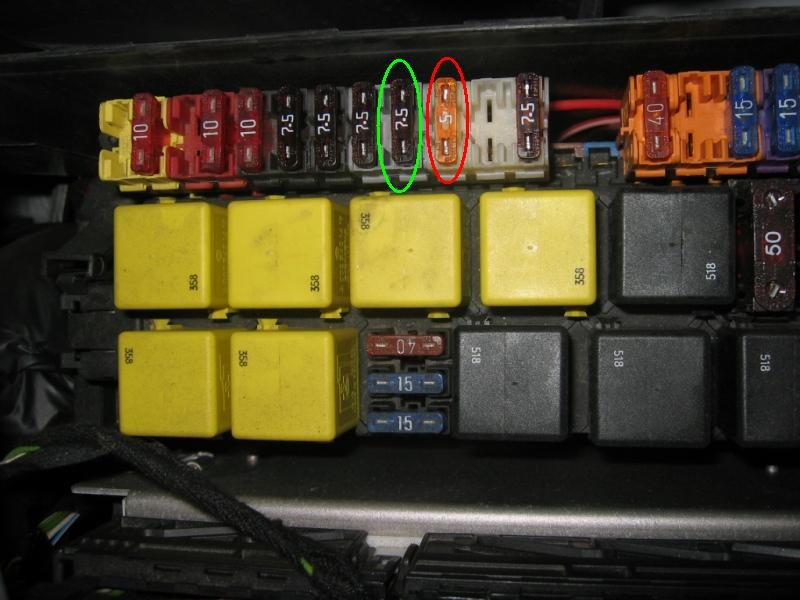For Mercedes R350 Fuse Box Instrument Cluster Removal Page 2 Mbworld Org Forums