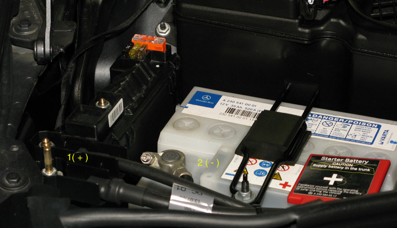 For Mercedes R350 Fuse Box Charging Consumer Battery On 2007 S550 Mbworld Org Forums