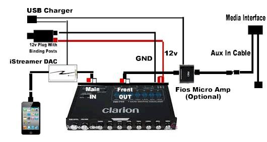 Alpine Equalizer Wiring Diagram Online Wiring Diagram