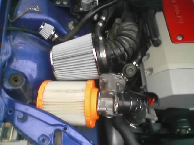 Modified Air intake for the slk230 - MBWorldorg Forums
