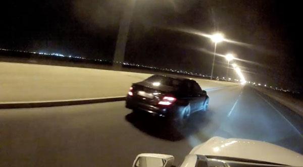 Mercedes-Benz C63 AMG vs E63 AMG