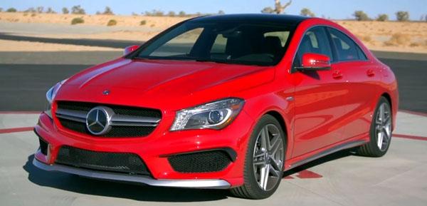 2014 mercedes benz cla45 amg gets reviewed mbworld for Mercedes benz cla45 amg 0 60