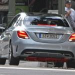 2015 Mercedes-Benz C-Class Spy Shot (21)