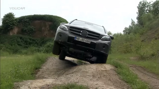 merc off road