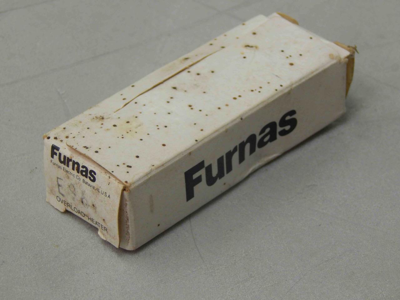 84 Furnas E96 Overload Heater Heating Element Gtnew Mc
