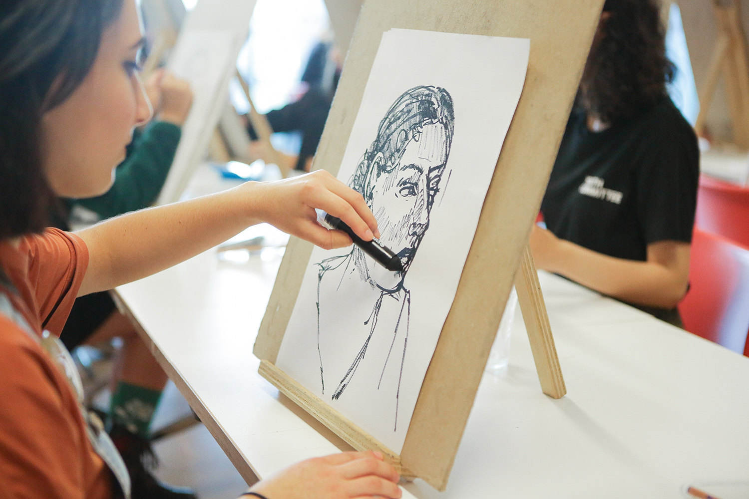 Artist Easel Australia Study Proves The Positive Impact Of Youth Led Program Genext