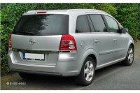 Opel Zafira MPV 2007 onwards Roof Rack System - McCabe ...