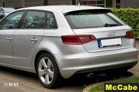 Audi A3 Sportback 5 Dr (Without Rails) 2013 onwards Roof ...