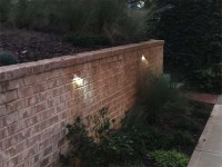 Landscape Wall Lighting | Lighting Ideas