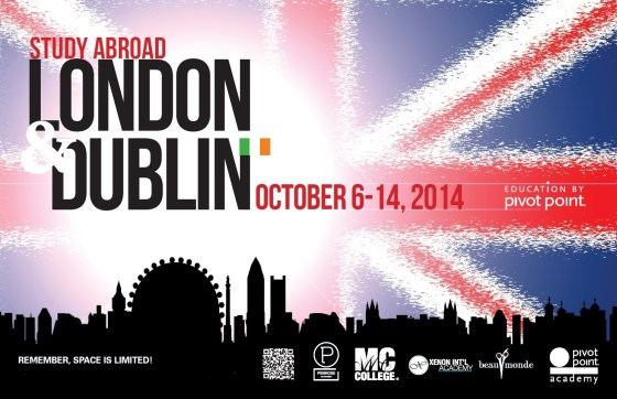 London and Dublin