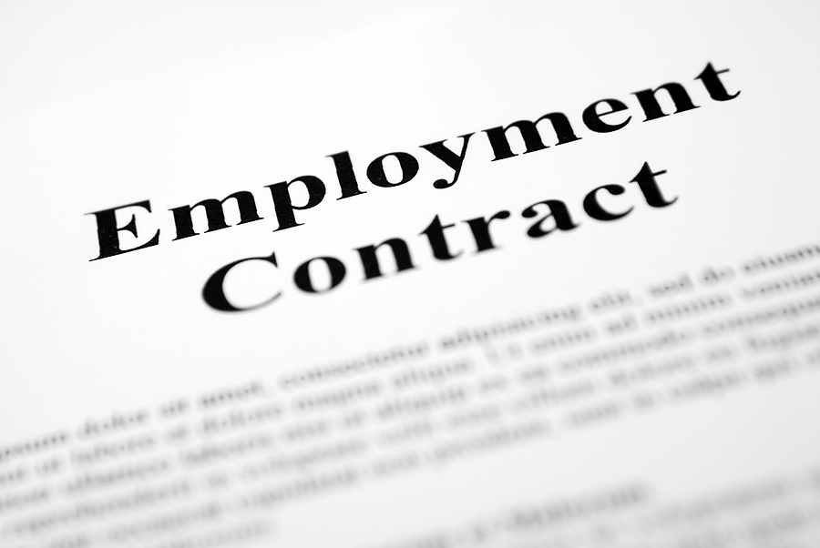 Employment Contracts « Clear and Convincing Evidence