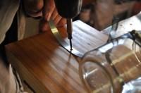 DIY: Mason Jar Hanging Garden