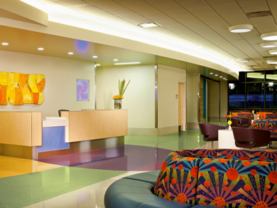 Two Healthcare Facilities Win Commercial Flooring Design