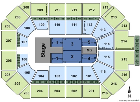 Allstate Arena Tickets - Allstate Arena in Rosemont, IL at GameStub!