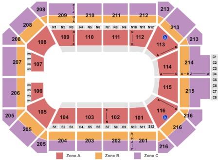 Allstate Arena Tickets - Allstate Arena in Rosemont, IL at GameStub!