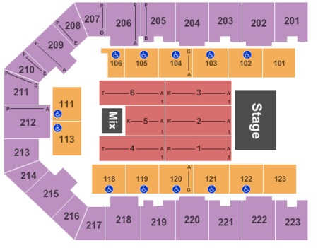 Eastern Kentucky Expo Center Tickets - Eastern Kentucky Expo Center