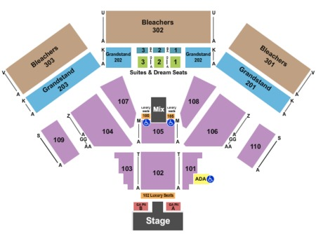 Laughlin Events Center Tickets - Laughlin Events Center in Laughlin