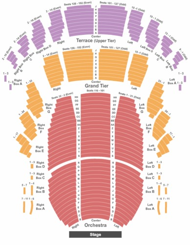 Gamemakertechinfo Images La Philharmonic Seating Chart