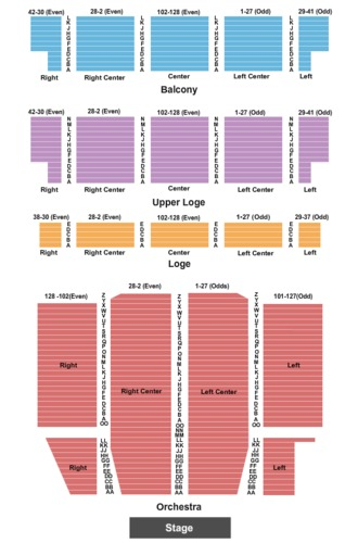 palace theatre seating chart - Denmarimpulsar