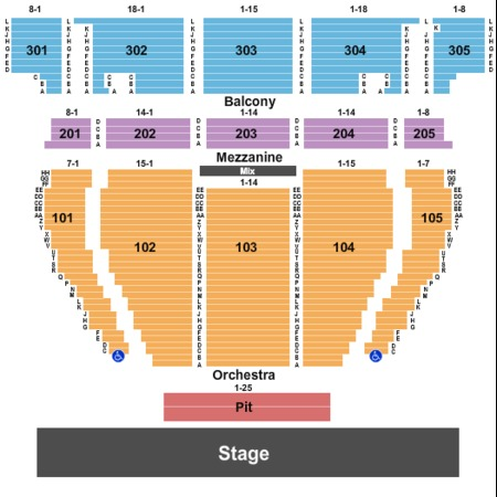 Crown Theatre - The Crown Center Tickets in Fayetteville North