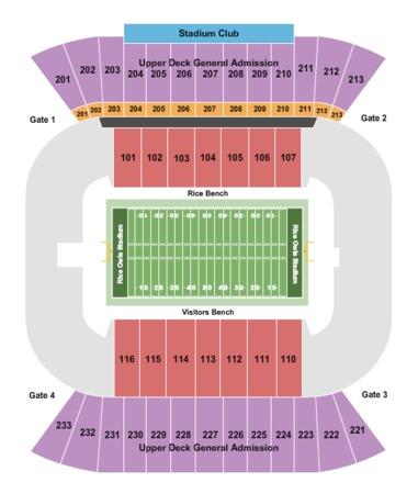 Rice Owls Stadium Tickets in Houston Texas, Rice Owls Stadium